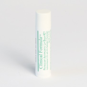 Petrocort Antipruritic Lip Balm